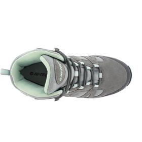 Hi-Tec Alto II Mid WP Chaussures Femme, steel/grey/lichen